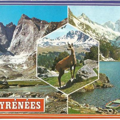 Pyrenees, Mountain Border with Spain