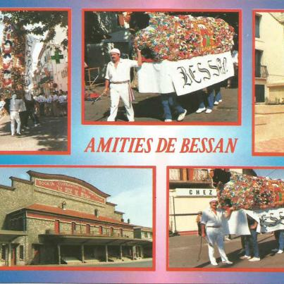 Bessan, Images of France