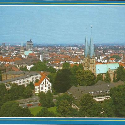Bielefeld, View of the City
