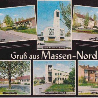 Greetings from Massen Nord, Germany