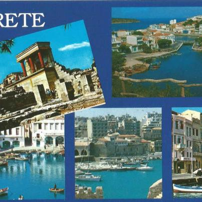 Crete, Island in the Mediterranean Sea