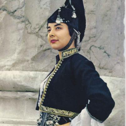 Greek costumes, Macedonia