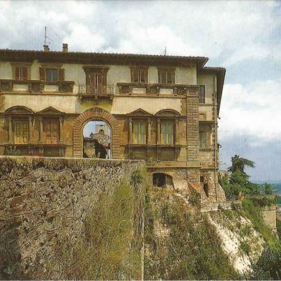 Colle Val D_Elsa_ Campana_s Palace