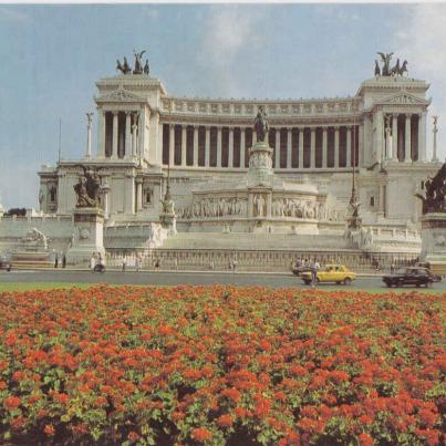 Altar of the Nation, Rome