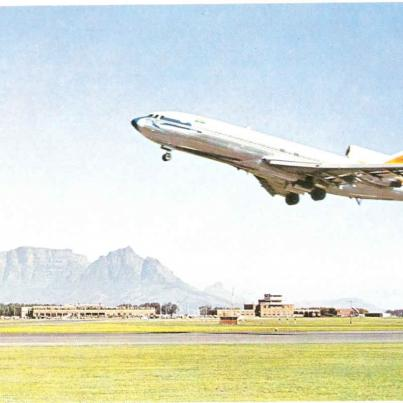 D.F.Malan Airport Cape Town