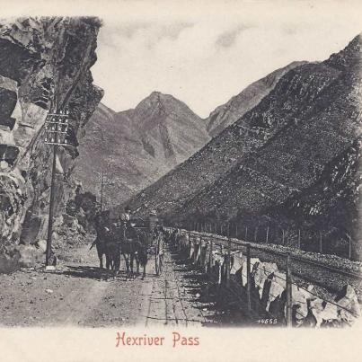 Hex River Pass