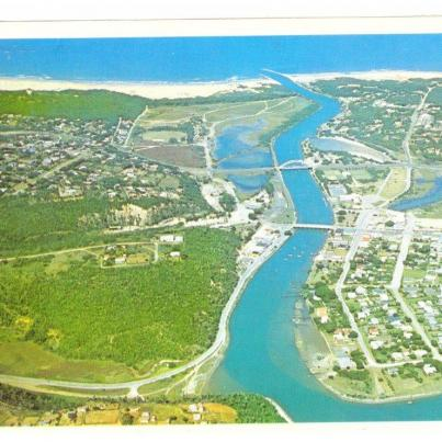 Port Alfred - Aerial View