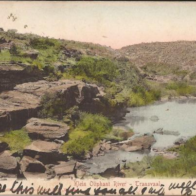 Klein Oliphant River, Transvaal