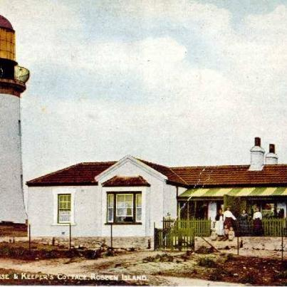 Robben Island Light House & keepers cottage-2
