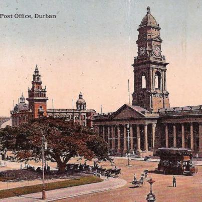 General Post Office, Durban