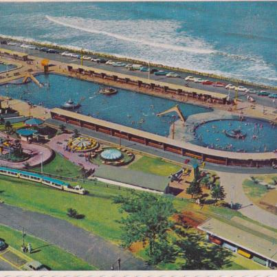 Children's pool, Durban