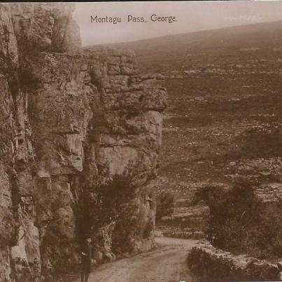 Montague Pass, George
