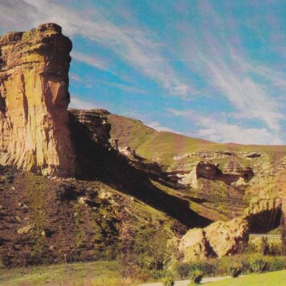 Golden Gate, Free State