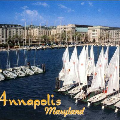 US Naval Academy, Annapolis, Maryland, VSA