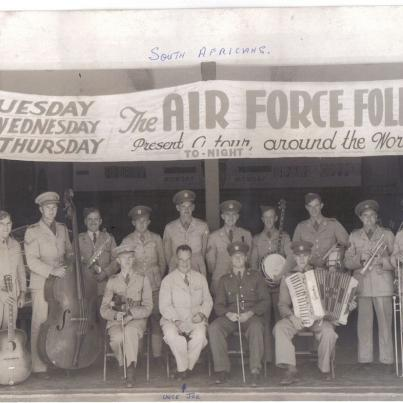 Air Force Follies